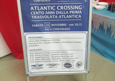 Volandia Atlantic Crossing