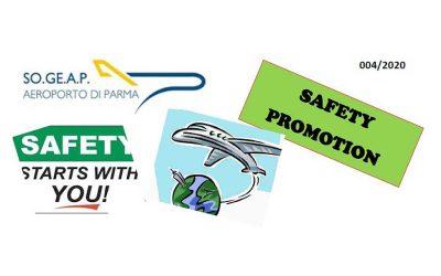 Safety Notice 004/2020 Aeroporto Parma