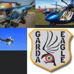 Ripresa volo con Garda Eagle