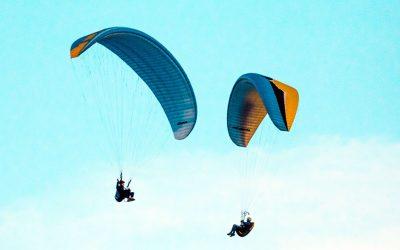 Sicurezza Volo : Attività Volo Libero in zona Lago d'Iseo