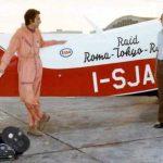 50 anni fa il raid Roma-Tokyo con un aereo da turismo