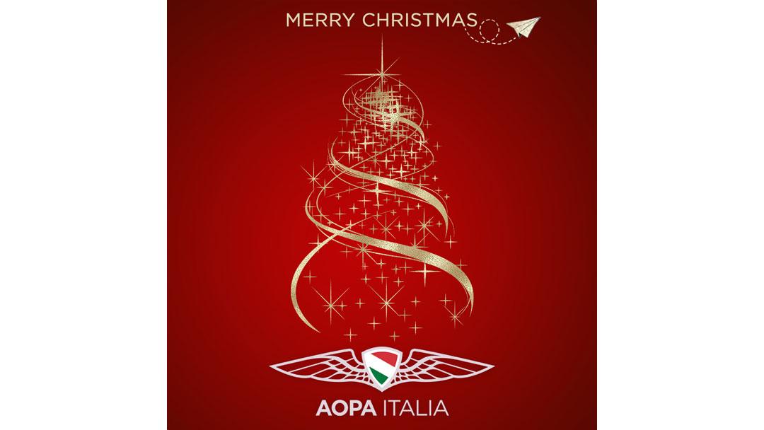 Auguri Natale Aopa