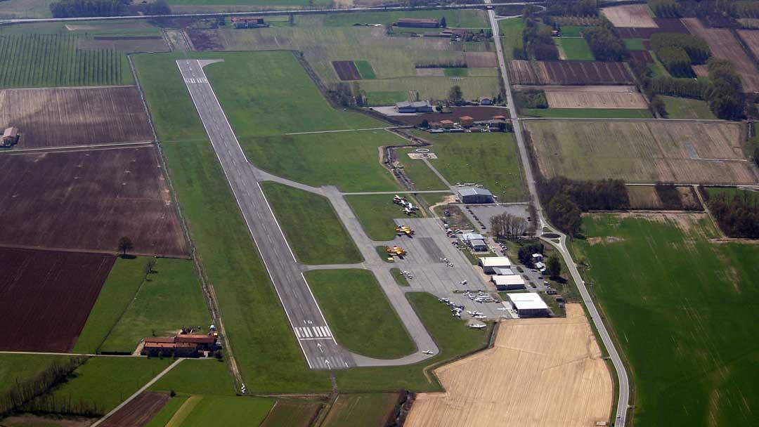 Nuove tariffe Aeroporto Pietro Venanzi – Biella Cerrione