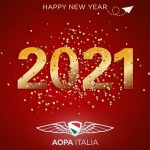 Buon 2021 da AOPA Italia
