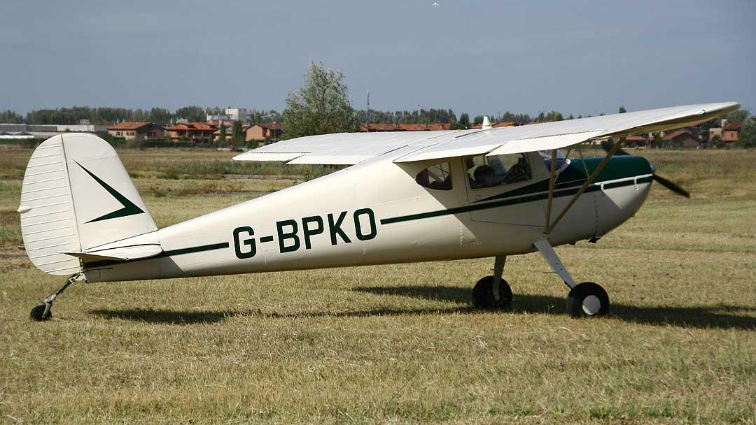 """Requisiti per operare velivoli con marche """"G"""" in Europa post-Brexit"""