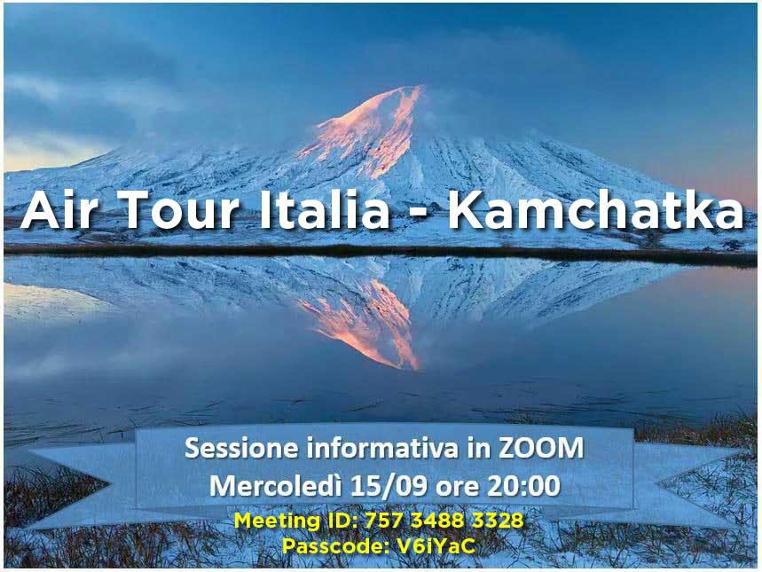 Meeting Raid Kamchatka